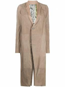 Rick Owens пальто Performa RP20F2941LBI12409L