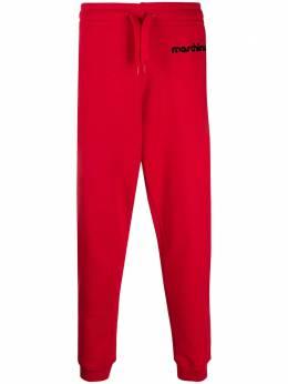 Moschino спортивные брюки с логотипом A03495227
