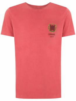 Osklen футболка Stone Vintage Samba Series 60264