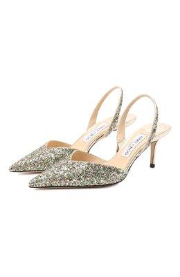 Кожаные туфли Thandi 86 Jimmy Choo THANDI 65/CGF