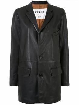 S.w.o.r.d 6.6.44 куртка оверсайз 6400