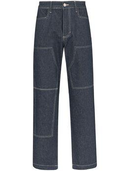 1017 Alyx 9Sm джинсы из коллаборации со Stüssy SZUPA0056FA01