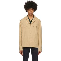 Tiger Of Sweden Beige Frencesco Shirt T69016002