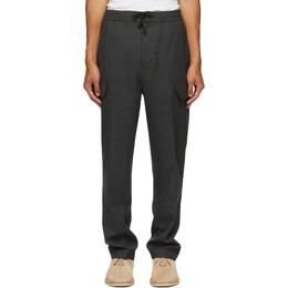 Officine Generale Grey Geron Cargo Pants W20MTLG451PRE
