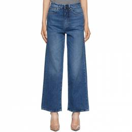 Toteme Blue Flair Jeans 201-230-740