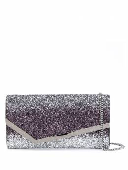 Jimmy Choo клатч Emmie EMMIEVNB