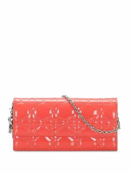 Christian Dior 2012 pre-owned Cannage clutch bag 0BDRLW001