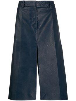 Stella McCartney юбка А-силуэта с разрезами 601899SKB20