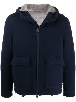 Herno zip-front jacket PI062UR33185