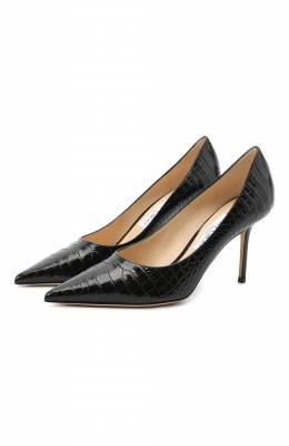Кожаные туфли Love 85 Jimmy Choo L0VE 85/CCL