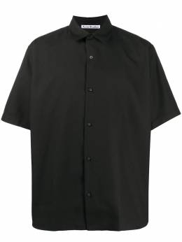 Acne Studios loose-fit short-sleeve shirt BB0299
