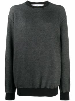 Off-White Arrows crew neck sweatshirt OWBA046E20JER004