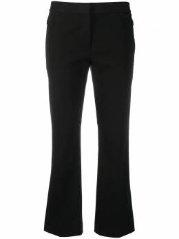 Theory cropped kick-flare trousers K0504204