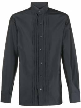 Tom Ford рубашка с плиссировкой спереди 94WINH7FT590