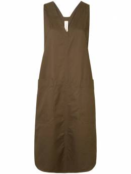 Lee Mathews платье Drill Apron E2001DR237
