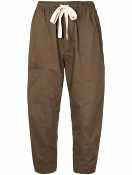 Lee Mathews укороченные брюки с кулиской E2001PA234