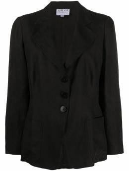 Giorgio Armani Pre-Owned пиджак 1900-х годов с заостренными лацканами GGARNI320