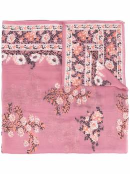 Etro floral-jacquard scarf 170329814