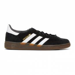 Adidas Originals Black Handball Spezial Sneakers DB3021