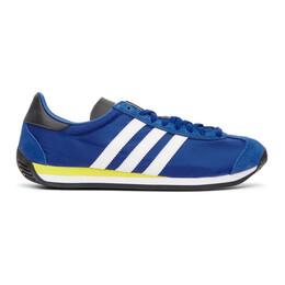 Adidas Originals Blue Country OG Sneakers FW3275