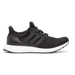 Adidas Originals Black Ultraboost Sneakers BB6166