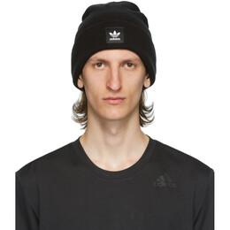 Adidas Originals Black Cuff Beanie ED8712