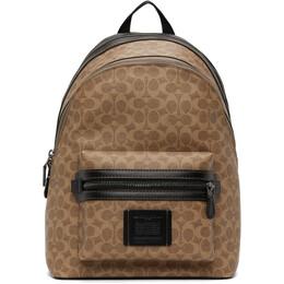 Coach 1941 Brown Academy Backpack 73579 JIKHA
