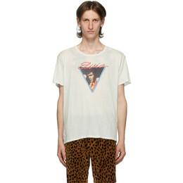 R13 Off-White Vegas Elvis Boy T-Shirt R13W7704-43