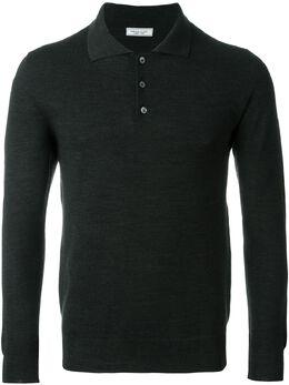 Fashion Clinic Timeless футболка-поло с длинными рукавами T032