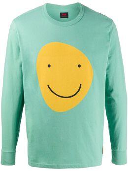 Levi's футболка Haus Trip с длинными рукавами 294950022
