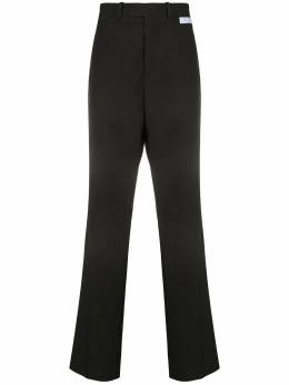 Off-White FORMAL PANT BLACK NO COLOR OMCA134E20FAB0011000