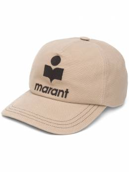 Isabel Marant Tyron logo embroidered baseball cap CQ001520A042A