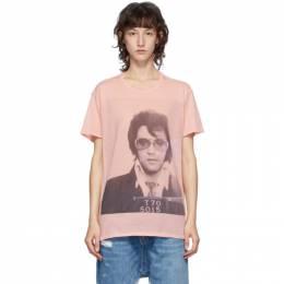 R13 Pink Elvis T-70 Boy T-Shirt R13W7706-14