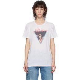 R13 Off-White Elvis Vegas Boy T-Shirt R13W7704-43