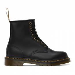 Dr. Martens Black Vegan 1460 Felix Boots R14045001