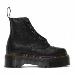 Dr. Martens Black Sinclair Zip Boots R22564001
