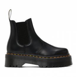 Dr. Martens Black 2976 Quad Chelsea Boots R24687001