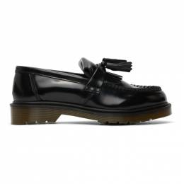 Dr. Martens Black Adrian Loafers R24369001
