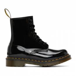Dr. Martens Black Patent 1460 Boots R11821011
