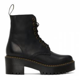 Dr. Martens Black Shriver Hi Boots R23921001