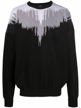 Marcelo Burlon County Of Milan толстовка с принтом Wings CMHE024S20KNI0011001