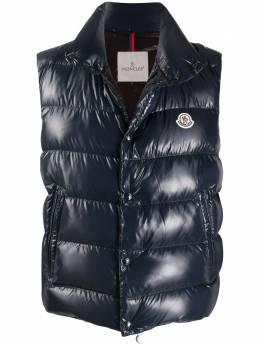 Moncler snap-button fastening padded gilet 1A5380068950