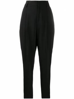 Red Valentino high-waist pleated trousers UR3RBC902EU