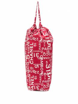 Chanel Pre-Owned рюкзак Sailor 2000 CHANELSAILOTBACKPACK