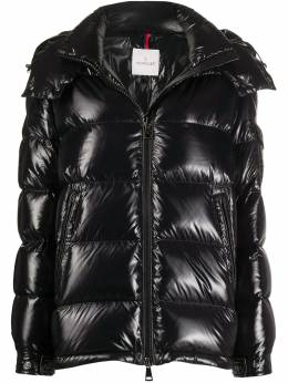 Moncler quilted zipped puffer jacket 1A57600C0064