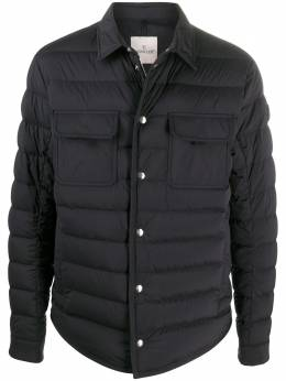 Moncler quilted buttoned jacket 1A3010053132