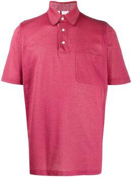 Brioni рубашка поло с короткими рукавами PME09PJU002