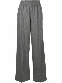 Agnona брюки широкого кроя с завышенной талией T70013YUW003P