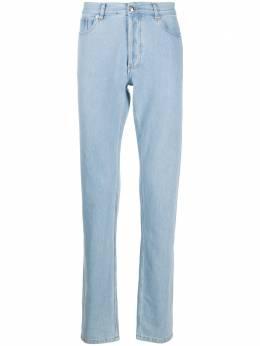 A.P.C. high-rise straight leg jeans COEJCM09047