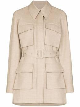 Low Classic куртка с карманами 19FWPOCKETJACKETBEIGE
